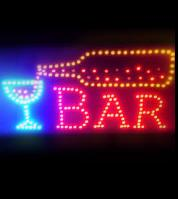 "LED ""BAR"" tábla"